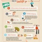 Jak být populární v práci – infografika