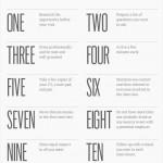 10 tipů, jak na pohovor – infografika