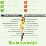 Bezkalorické potraviny, které vám pomohou zhubnout – infografika
