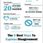 Jak odpovídat na negativní komentáře – infografika