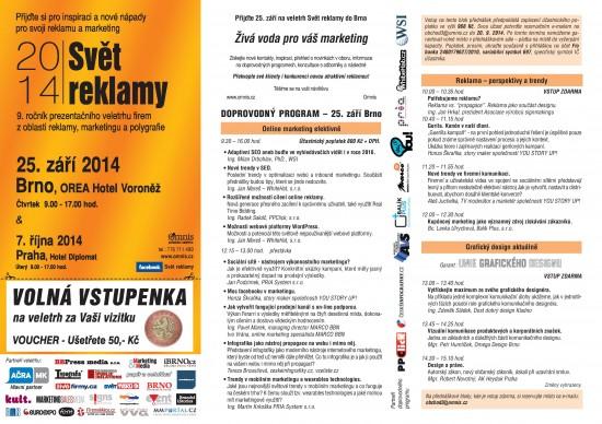 SR Brno pozvanka 2014
