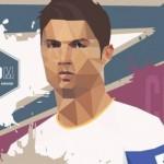 Ronaldo je králem Facebooku – infografika