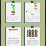 Jak být produktivní při práci z domova? – Infografika