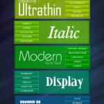 Jakou náladu má font, který používáte? – Infografika