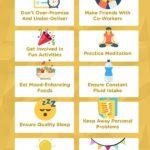 Jak se v práci cítit skvěle – Infografika
