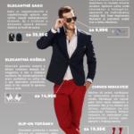 Vsaďte na eleganci – infografika