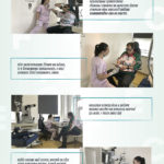 Laserová operace očí – infografika