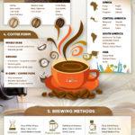 Jak vybrat tu pravou kávu – infografika