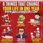 6 způsobů, které během roku změní váš život k lepšímu